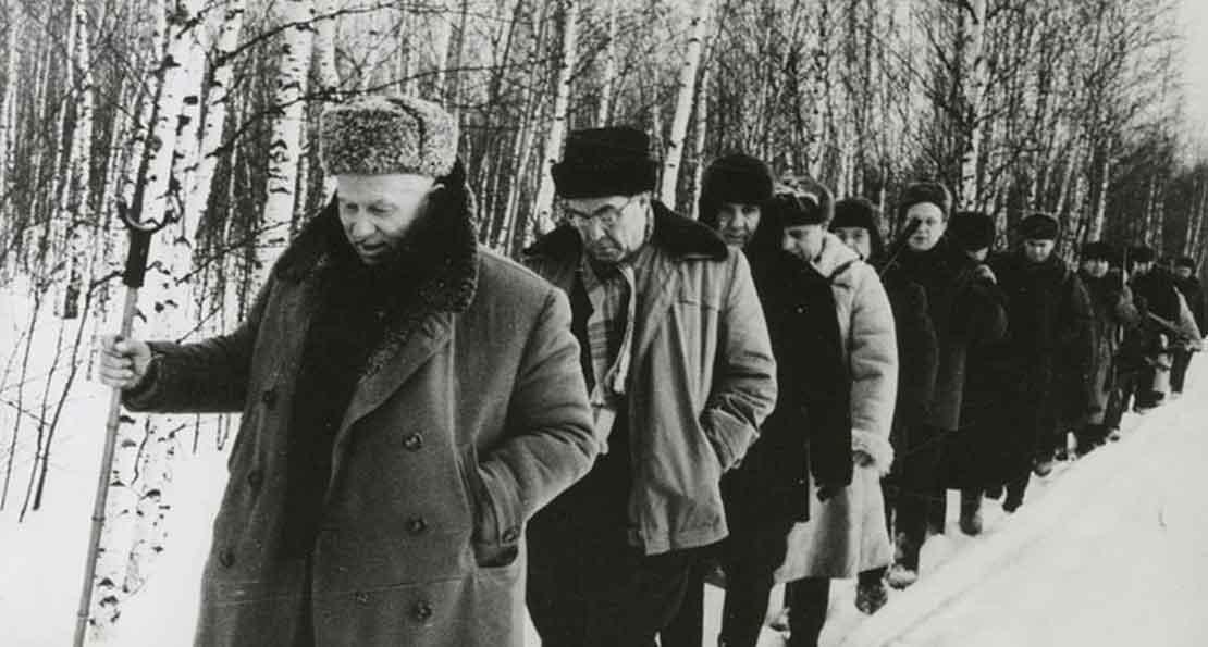 Хрущев и Политбюро