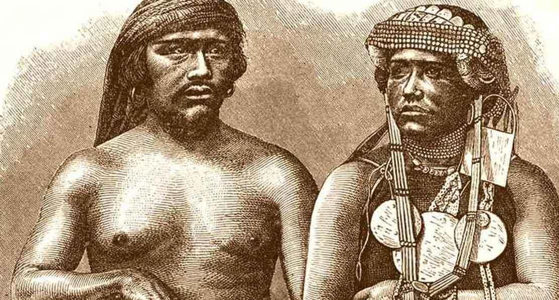 Индецы-арауканы