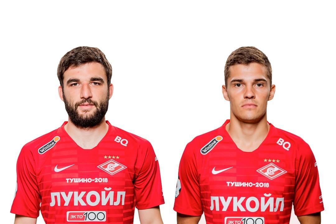 Георгий Джикия и Роман Зобнин