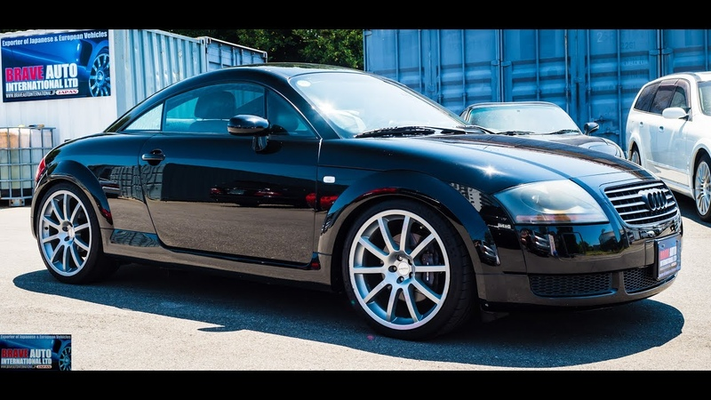 Walk Around/Test Drive - 1999 Audi TT 1.8T 6spd - JDM Car Auctions