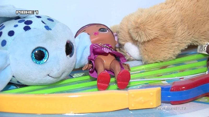 Дітям в інтернат рівненська благодійна організація збирає одяг та іграшки