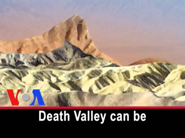 Death Valley: Beauty and Danger