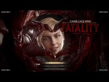 Mortal Kombat 11 All Fatalities on Cassie Cage 60 FPS