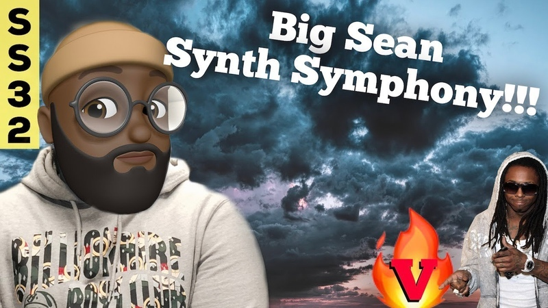 Big Sean Synth Beat In Ableton Live | Carter V Thoughts | Soul Sunday