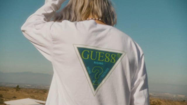 Special Release GUESS x 88rising Head In The Clouds Capsule Collection