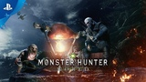 Monster Hunter World x The Witcher 3 Wild Hunt - Available Now PS4