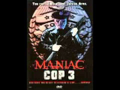 Joel Goldsmith Maniac Cop 3 Badge of Silence