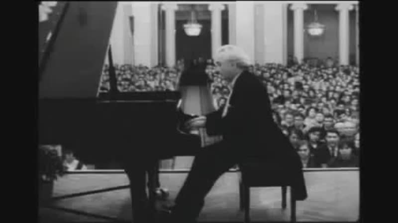 Rachmaninov - Elegie Op 3. Pavel Serebryakov
