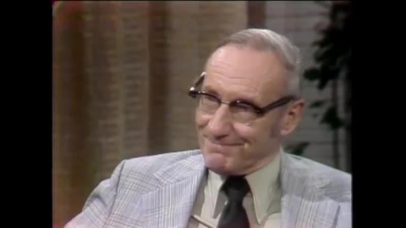 Junkie author William S. Burroughs on heroin addiction