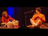 Zakir Hussain &amp Rakesh Chaurasia Live Concert