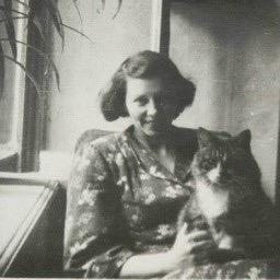 История блокадного кота Максима