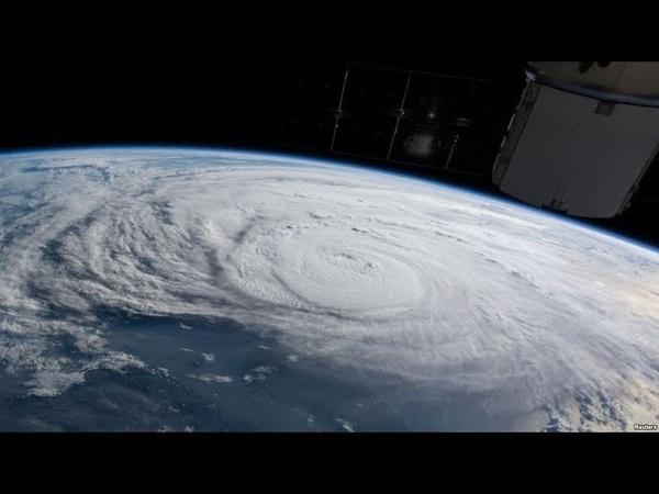 Ураган Флоренс на США надвигается жуткое бедствие масовая евакуация людей