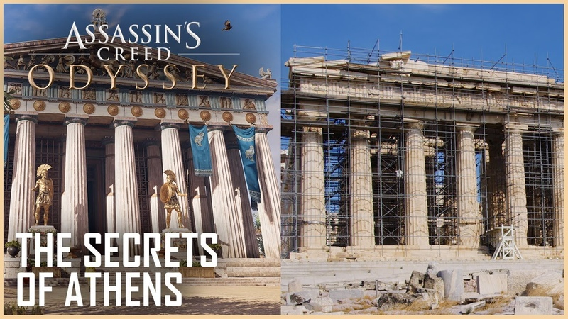 Assassin's Creed Odyssey: The Secrets of Ancient Athens Uncovered | Ubisoft [NA]