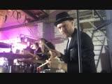 Discowox - Tutti Frutti ( Elvis Presley cover) - DrumCam ( live)