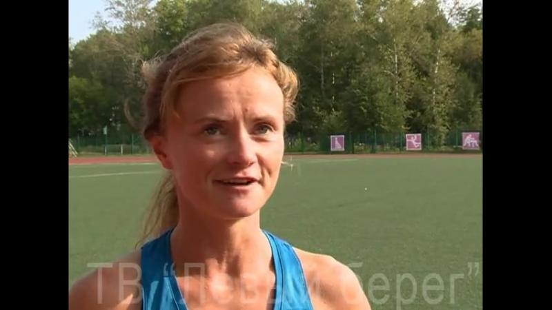 Ирина Масанова — рекордсменка России в 24-часовом беге (247,091 км)