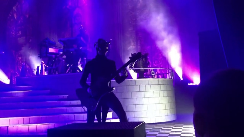 Ghost - Witch Image - Live - Bass Hall - Austin TX - 11-20-2018