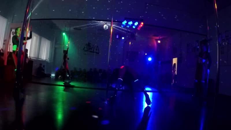 Отчётный 2018 AYWA Exotic Трио (Яна, Виктория, Евгения)