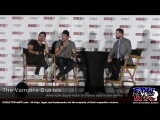 The Vampire Diaries (Paul Wesley Ian Somerhalder) Fan Expo Canada 2018 Full Panel
