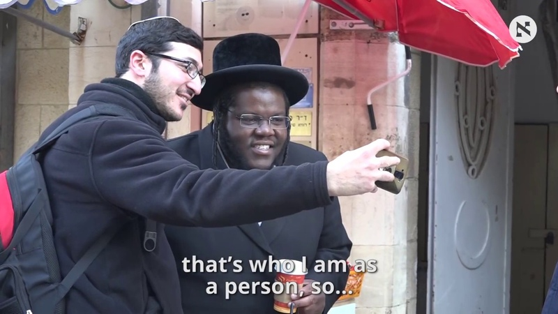 Nissim Black the gangsta rapper who became an Ultra orthodox Jew
