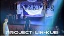 Project Lin Kuei Blitzkrieg Halloween ROCK MIX PARTY Industrial Dance