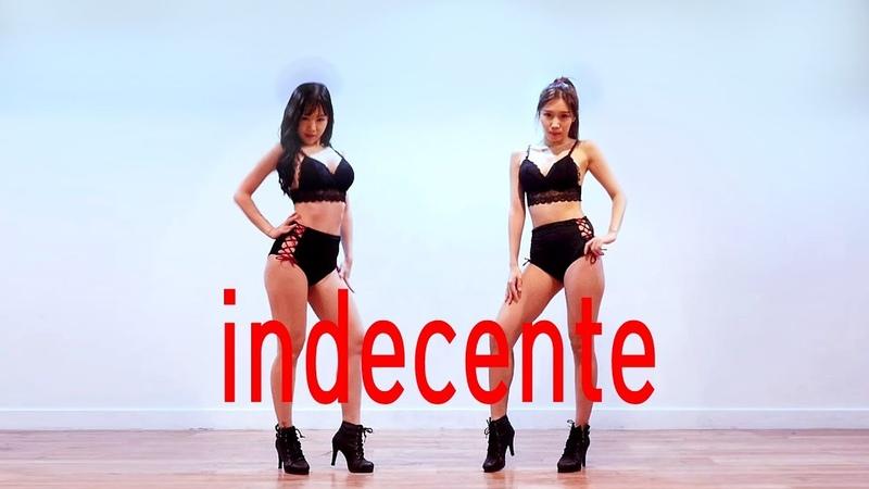 Anitta Indecente cover dance WAVEYA