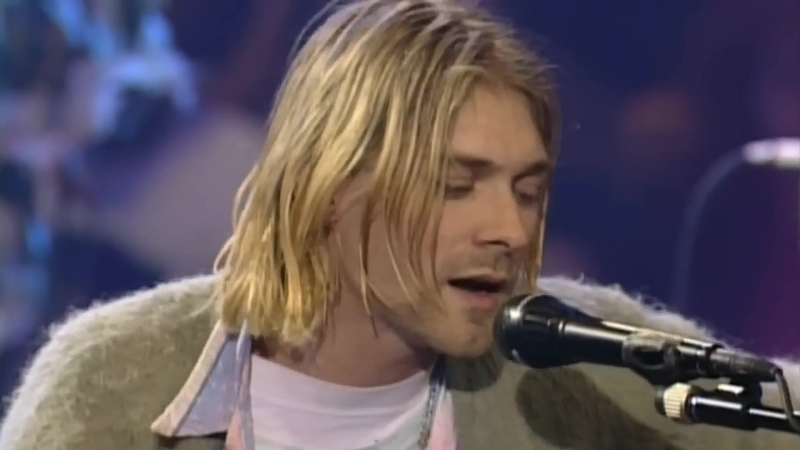 Nirvana - The Man Who Sold The World (Recorded Live for MTV at Sony Studios (NYC, USA) on 18.11.1993)