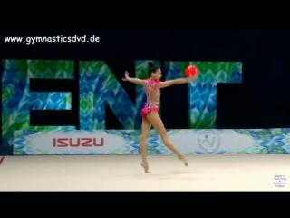 Лала Крамаренко — Мяч (финал)17.150