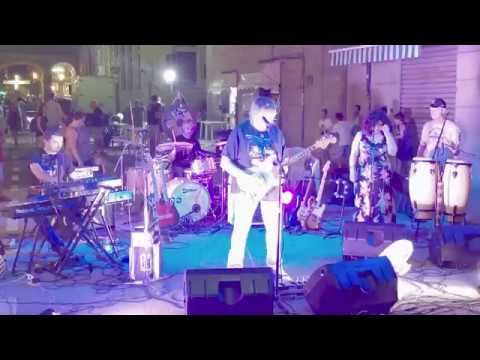 Gaetano Pellino Band - When The Thunder Rolls. Live in Savona, IT - July 2018