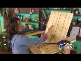 How to Build an Adirondack Chair