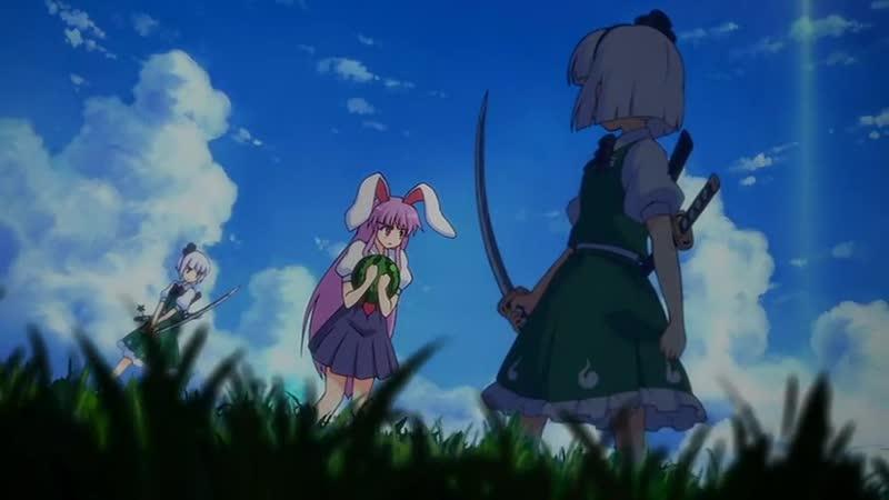 Touhou Niji Sousaku Doujin Anime Musou Kakyou 2 5 Zetsubou