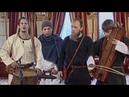 Kalėdinė vyrų daina Lithuanian Christmas song UGNIAVIJAS Želk želmuo po žirgeliu