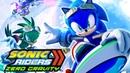 Sonic Riders Zero Gravity Wii 60fps Longplay