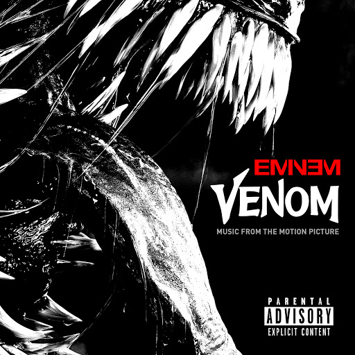 Eminem альбом Venom (Music From The Motion Picture)