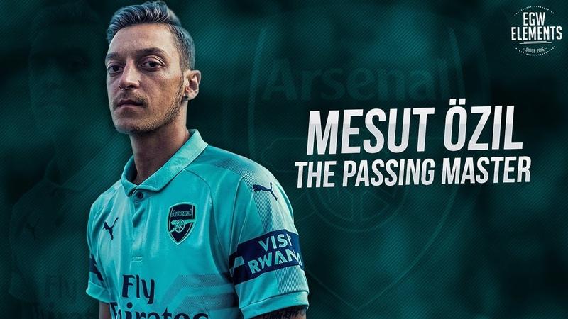 Mesut Özil - The Passing Master - Magic Skills Goals | HD 2018/2019