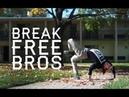 BREAK FREE BROS at Silverback Open 14' UDEF TOUR | YAK x Silverback Bboy Events