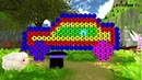Learn Colors with Soccer Balls for Kids h xylophone Учим Цвета На Английском для детей ДитяткоТВ