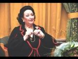 Светлой памяти Великой оперной певице Монсеррат Кабалье.