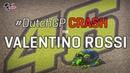 MotoGP 2019 Assen - Valentino Rossis crash
