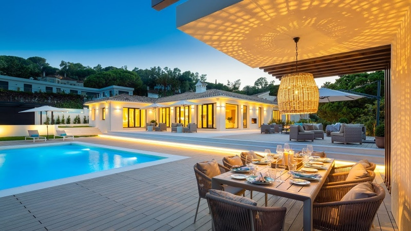 Luxury Villa in Nueva Andalucia Marbella Spain