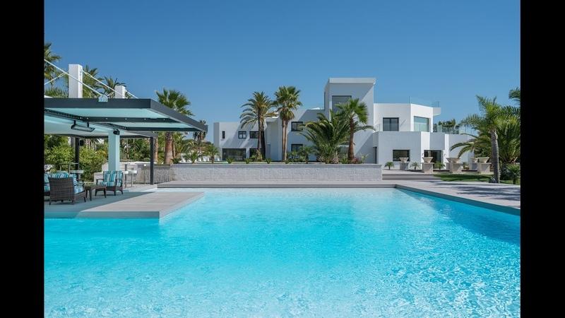 New Luxury Villa in Nueva Andalucia Marbella Spain