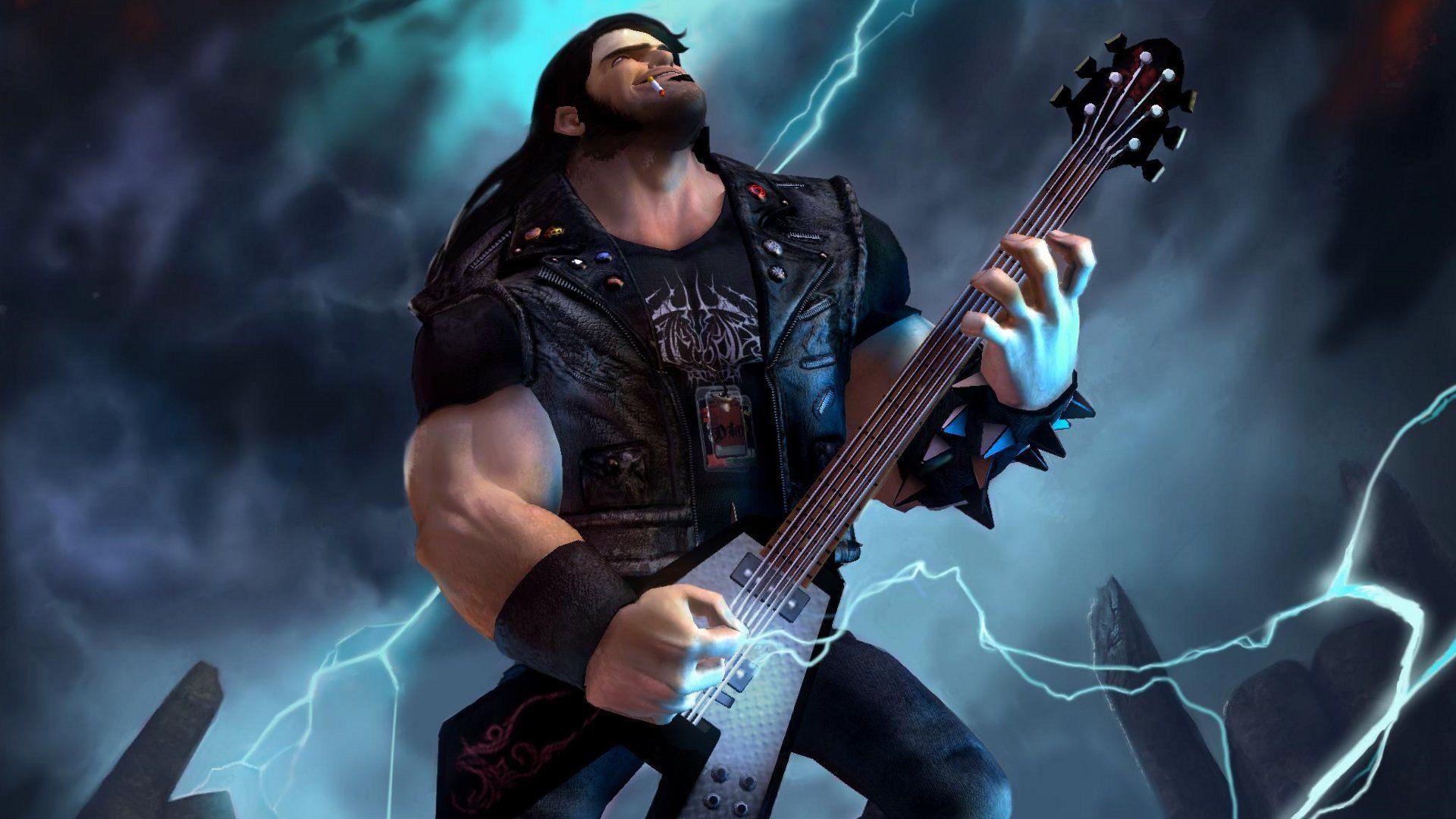 Brutal Legend стала доступна на Xbox One