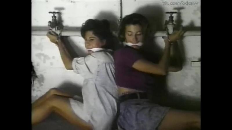 бдсм сцены(bdsm, бондаж, похищение, изнасилования,rape, принуждение, подчинение) из фильма: The Flesh Merchant - 1993 год