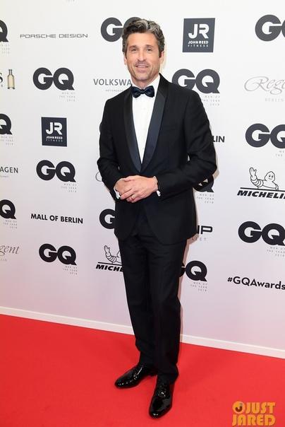 GQ Men of the Year Award 2018! Орландо Блума назвали Человеком года GQ в категории Стиль