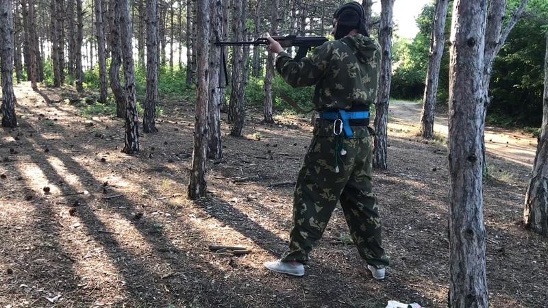 Военно-историческая экскурсия на БРДМ 2.
