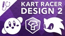 Kart Racer Design 2 The Experiments Team Sonic Racing Kirby Snowboard Kids More ~ Design Doc