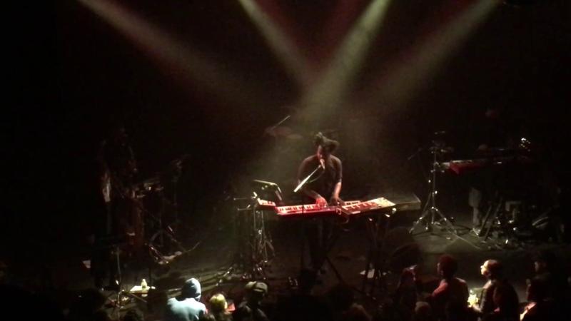 Timmys Prayer - Sampha (live)