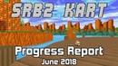 SRB2 Kart Progress Report - June 2018