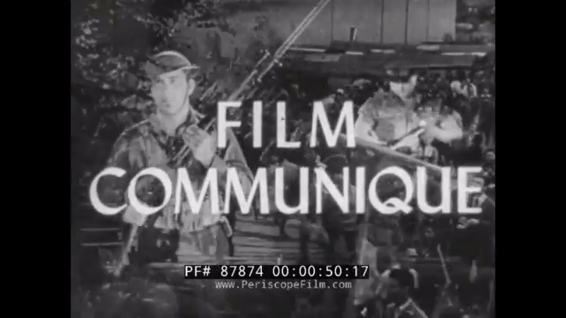 FILM COMMUNIQUE P-51 MUSTANG / A-36 APACHE GROUND ATTACK MISSION WORLD WAR II 87874