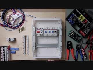 Сборка электрощитка для однушки - Заметки строителя