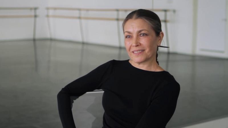 The Ballet Teacher - Olga Tozyiakova